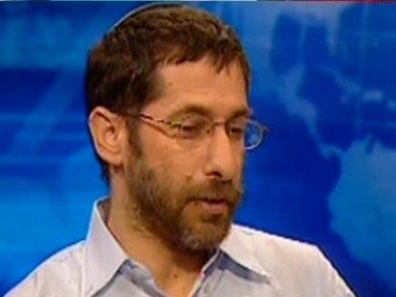 אורי  אורבך עיתונאי (צילום: חדשות 2)