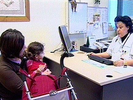 היסטריה בקופות החולים (תמונת AVI: חדשות)