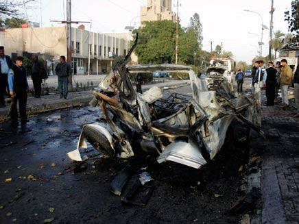 15 הרוגים. מכונית תופת, ארכיון (צילום: רויטרס)