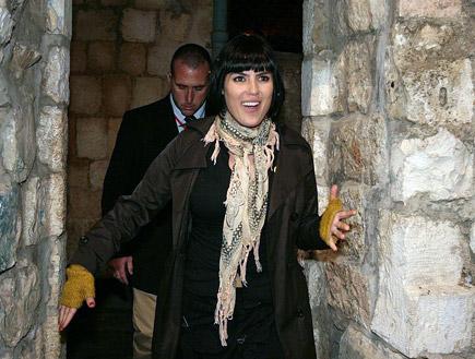 שפרה קורנפלד, מסיבת נצחון, האח הגדול, בר בירושלים (צילום: שוקה)