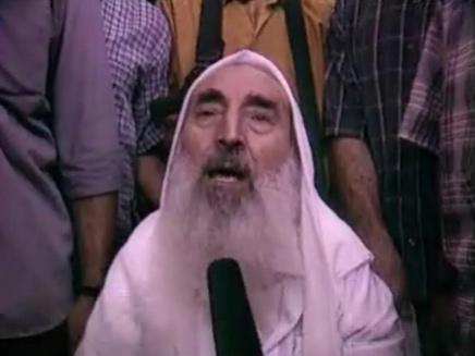 אחמד יאסין, תמונה לוידאופדיה (תמונת AVI: חדשות)