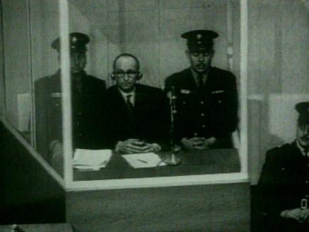 משפט אייכמן (תמונת AVI: חדשות)