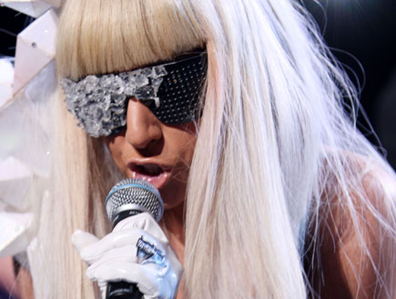 ליידי גאגא, lady gaga (צילום: Scott Gries, GettyImages IL)
