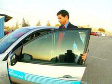 שי אגסי איש עסקים שיזם את המכונית החשמלית