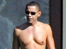 הגבר של אמריקה (צילום: skynews)