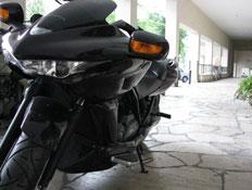 אופנוע DN-01 - פרופיל