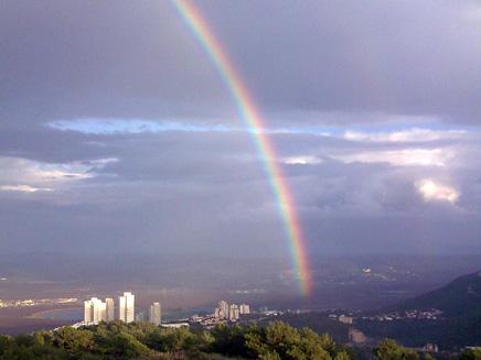 תמונות גושלים מזג אוויר (צילום: גולשי חדשות 2)