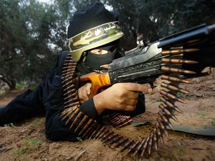 פעיל חמאס. ארכיון (צילום: רויטרס)