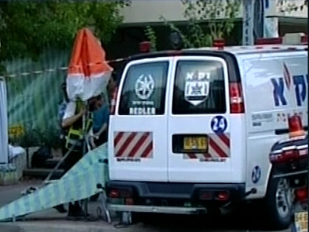 במשטרה חושדים כי הבעל רצח את אשתו. ארכיו (צילום: חדשות 2)
