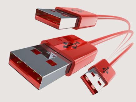 USB (צילום: istockphoto)