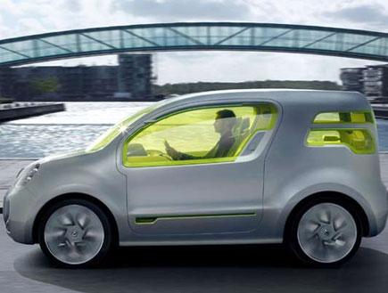מכונית חשמלית (צילום: גלובס)