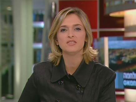דנה ויס - בחירות 2009 (צילום: חדשות2)