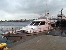 ספינה שלא תעתר לדרישות חיל הים, תעצר ותובל לישראל (צילום: חדשות 2)