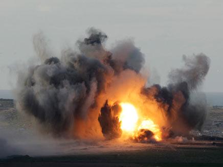 הפצצה, ארכיון (צילום: רויטרס)