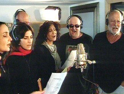 שרים למען גלעד