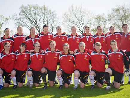 נבחרת הנערות הנורבגית (צילום: Getty Images, GettyImages IL)