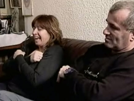 """מי יגיד להוריו של לירן בנאי ז""""ל שיש אזעקה? (תמונת AVI: חדשות)"""