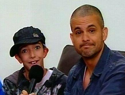 כוכב ערוץ הילדים באשקלון (תמונת AVI: חדשות)