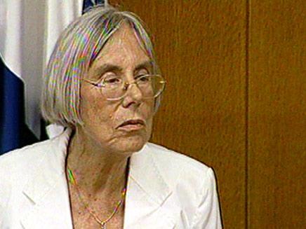 """דליה דורנר יו""""ר מועצת העיתונות (צילום: חדשות 2)"""