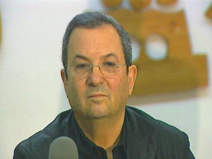 שר הביטחון ברק, ארכיון (צילום: חדשות 2)