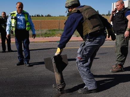 רקטה התפוצצה באזור שדרות (צילום: אימג'בנק - gettyimages)