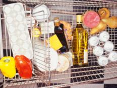 עגלת קניות (צילום: getty images)