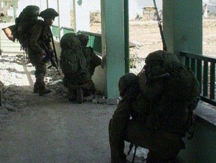 היום ה-13 ללחימה (צילום מסך)