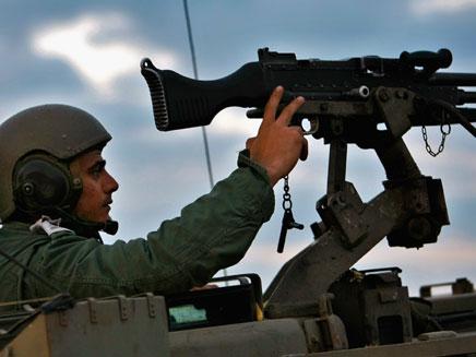 """חיילי צה""""ל בעזה (צילום: אימאג'בנק-gettyimages)"""