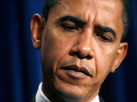 אובמה סופג ביקורת (צילום: רויטרס)
