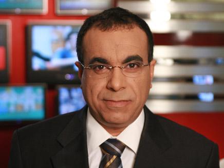 סלימאן אל שפאעי כתב חדשות 2 בעזה (צילום: חדשות 2)