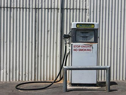 משאבת דלק (צילום: istockphoto)