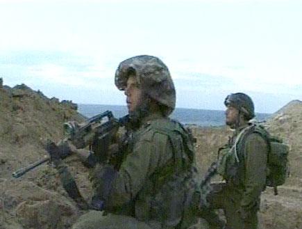 תיעוד: הלוחמים בפעולה (תמונת AVI: חדשות)