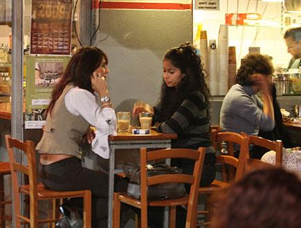 נאסרין ודיוה, הישרדות 2, ערוץ 10 (צילום: אלעד דיין)