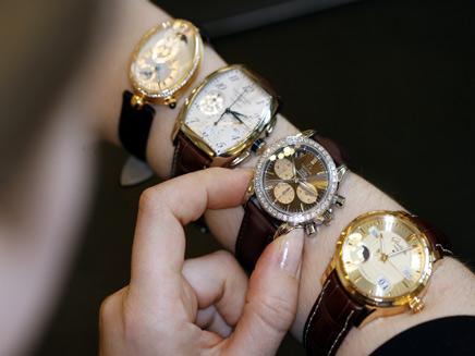 שעוני השרים. אילוסטרציה (צילום: רויטרס)