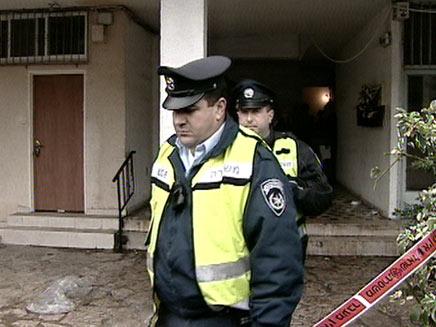 זירת הרצח, ארכיון (צילום: חדשות 2)