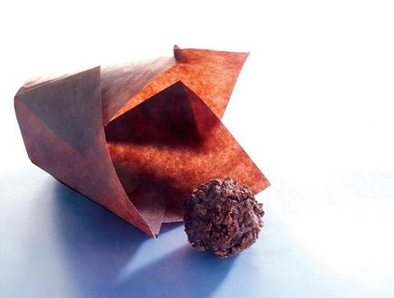 כדורי חלב מרוכז, אגוזים ופתיתי עוגיות (צילום: פיליפ מטראי, קופסת העוגיות שלי, הוצאת מודן)