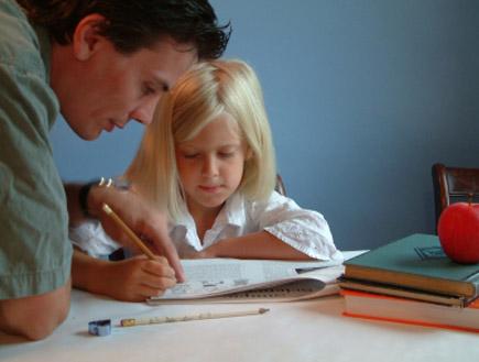 שיעורי בית (צילום: Ronald Bloom, Istock)