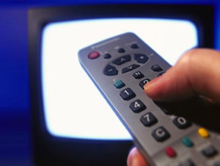 טלוויזיה, תוכנית, פריים טיים, שלט, מקלט (צילום: George Doyle, GettyImages IL)