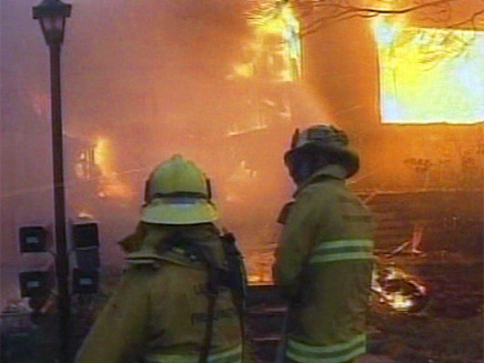 שריפה. ארכיון (צילום: החדשות 2)