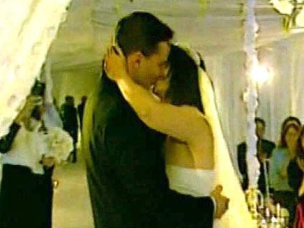 חתונה, לא תמיד מסתדר (צילום: חדשות 2)