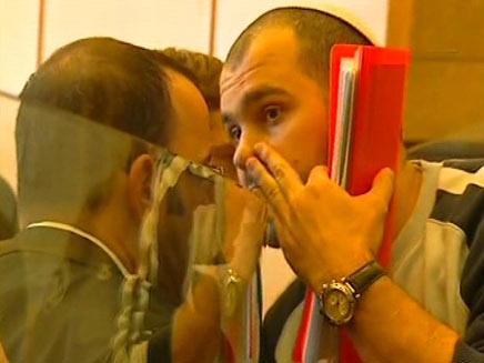 מיכאל מור עבריין (חדשות 2) (צילום: חדשות 2)