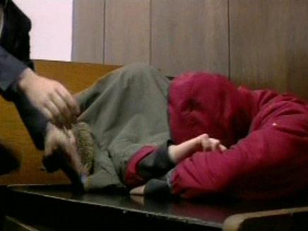 עצורים בבית המשפט, אילוסטרציה (צילום: חדשות 2)