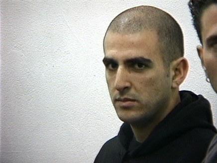 משתחרר מהכלא. דרור אלפרון (צילום: חדשות2)