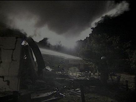 אסון המסוקים  - וידאופדיה (צילום: חדשות 2)