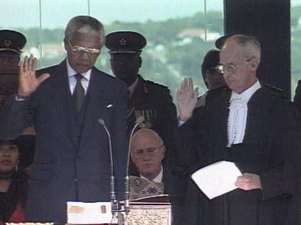 האפרטהייד בדרום אפריקה - וידאופדיה (צילום: חדשות 2)