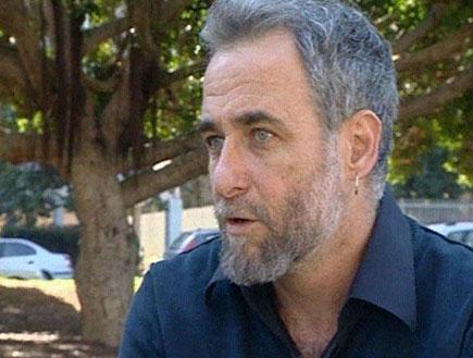 הארי פולמן (תמונת AVI: אולפן שישי, חדשות 2)