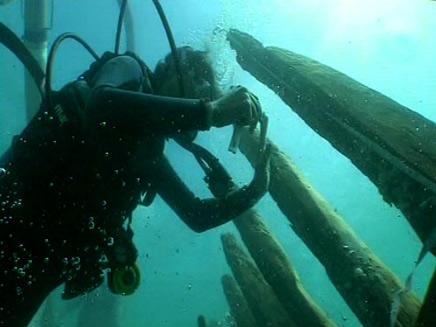 צוותי צלילה חיפשו אחר הנעדר, אילוסטרציה (צילום: חדשות)