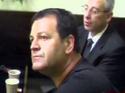 """ד""""ר סרוב בבית המשפט (צילום: חדשות 2)"""