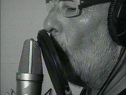 שיר לגלעד שליט (תמונת AVI: חדשות)