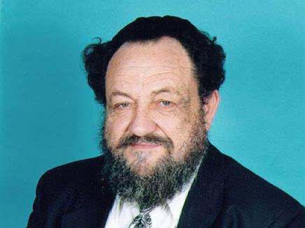 הרב אברהם רביץ, דגל התורה (צילום: חדשות 2)